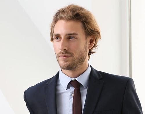 corporate beard